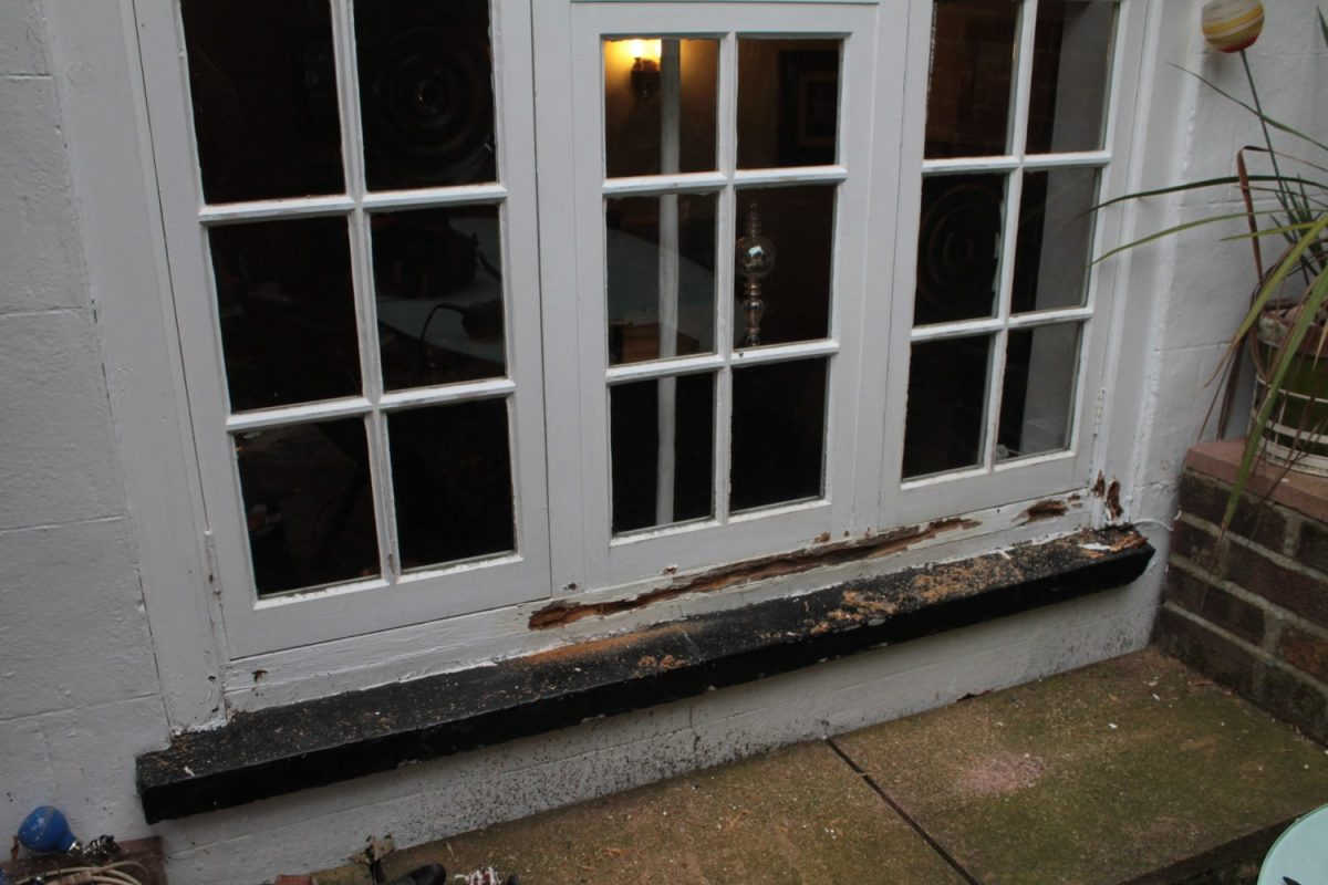 Wooden Window Repairs,Waterhall Joinery Ltd