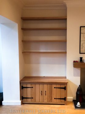 TV / Music Entertainment Unit, Waterhall Joinery Ltd